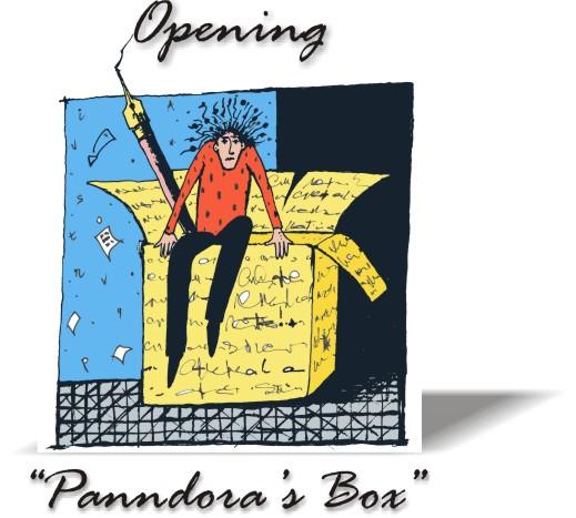 Panndora's Box guy
